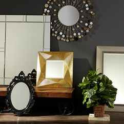Wall Mirror Living Room Modern Design Ideas 2016 Decorative Mirrors At Home