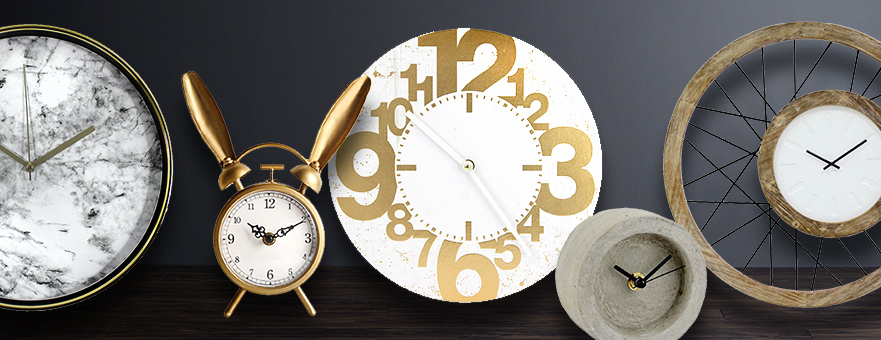 clocks wall clock collection