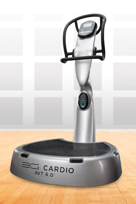 The 3G Cardio AVT 6.0 Vibration Training Machine has won Best Buy awards from three different review sites.