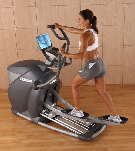 At Home Fitness buys, sells, trades and even accepts equipment on consignment - such as this Octane Elliptical.