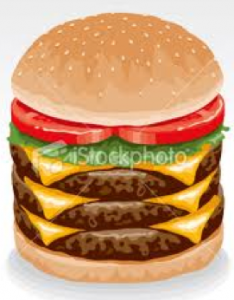 """instead of trying to be a hero and prove your willpower by """"eating small portions"""" or """"ordering healthy"""" at the local restaurant that serves amazing cheeseburgers, you'd be better off to avoid it altogether."""