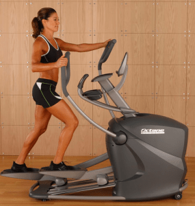 "The Octane Q37ci Elliptical made Oprah Winfrey's ""My Favorite Things"" list for 2012."