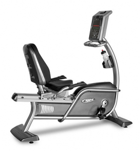 A BH Fitness SK8400 Recumbent Bike