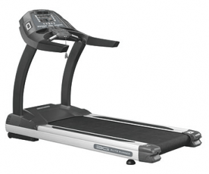 The 3G Cardio Elite Runner Treadmill has an upgraded, commercial Ortho Flex Shock™ suspension system to provide plenty of cushion over the powerful motor in the privacy of your own home.