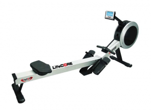 One of the most popular rowing machines available is the LifeCore Fitness R100 Rower (MSRP $1,599.00, AtHomeFitness.com Sale Price $1,299). It's a Fit Prof Best Buy winner.