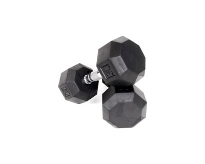 VTX Rubber Hex Dumbells