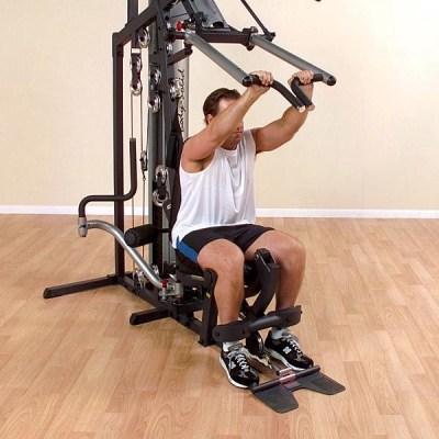Body Solid G6B Bi-Angular Home Gym