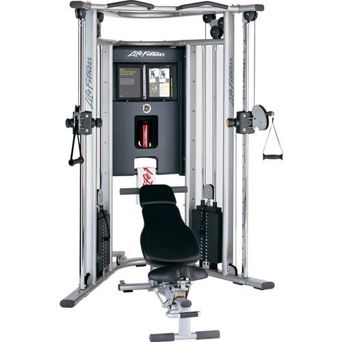 G7 HOME GYM WITH OPTIONAL BENCH
