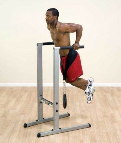 Body-Solid Dip Station