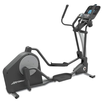 Life Fitness X3 Elliptical Cross-Trainer with Track Console