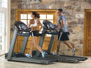 Landice L8 Executive Trainer Treadmill