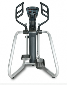 The BH Fitness LK700X Elliptical has a 20.5-inch stride length and extremely low step up height of only 7.75 inches, which makes it the perfect machine for places with space constraints or low ceilings. It has a small footprint on the floor as well, which is usually not found in high-end ellipticals.