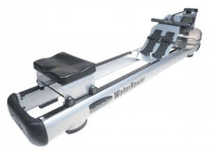 Take your training to a professional level with the WaterRower M1 LoRise with S4 Monitor.