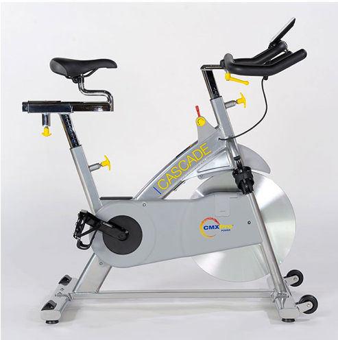 With no friction parts to wear and tear, Cascade CMXPro group exercise bikes are extremely quiet, durable and require very little maintenance.