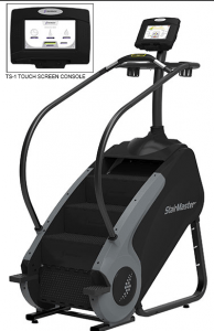 The StairMaster Gauntlet offers an incredible combination of cardio and strength training in the company's most comfortable design ever.