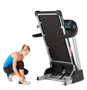 Most folding treadmills lack the quality construction needed to run at higher speeds or longer distances, but that is not the case with the Pro Runner Treadmill.