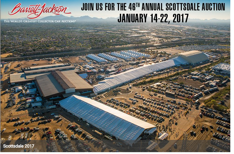 Barrett Jackson Auction 2017 >> Test Drive At Home Fitness Equipment At 2017 Barrett Jackson