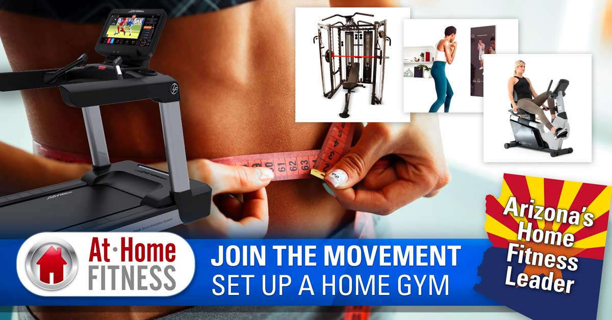 Join The Movement – Set Up A Home Gym