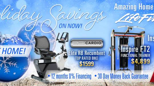 At Home Fitness - Treadmills, Home Gyms, Ellipticals, Mirror, and much more