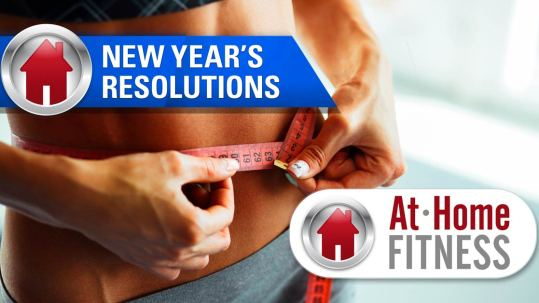 At Home Fitness is here to help with your 2021 New Year's Resolutions