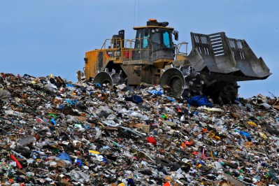 environment landfill garbage eCommerce online selling