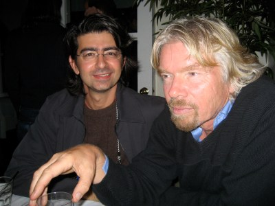 Pierre Omidyar Richard Branson eBay online selling tips eCommerce
