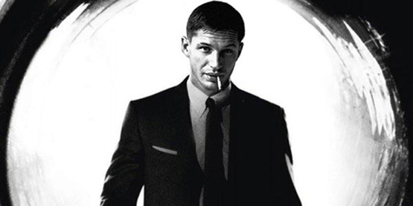 Tom Hardy as the New Bond