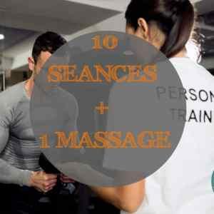 Personal Training 10 séances