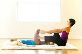 Assouplissement des ischio-jambiers - Thaï Massage