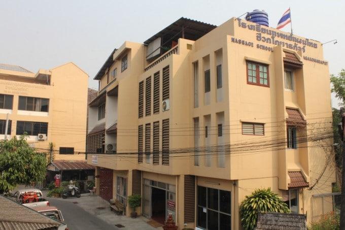 Old Medicine School Chang Mai for Thaï Massage