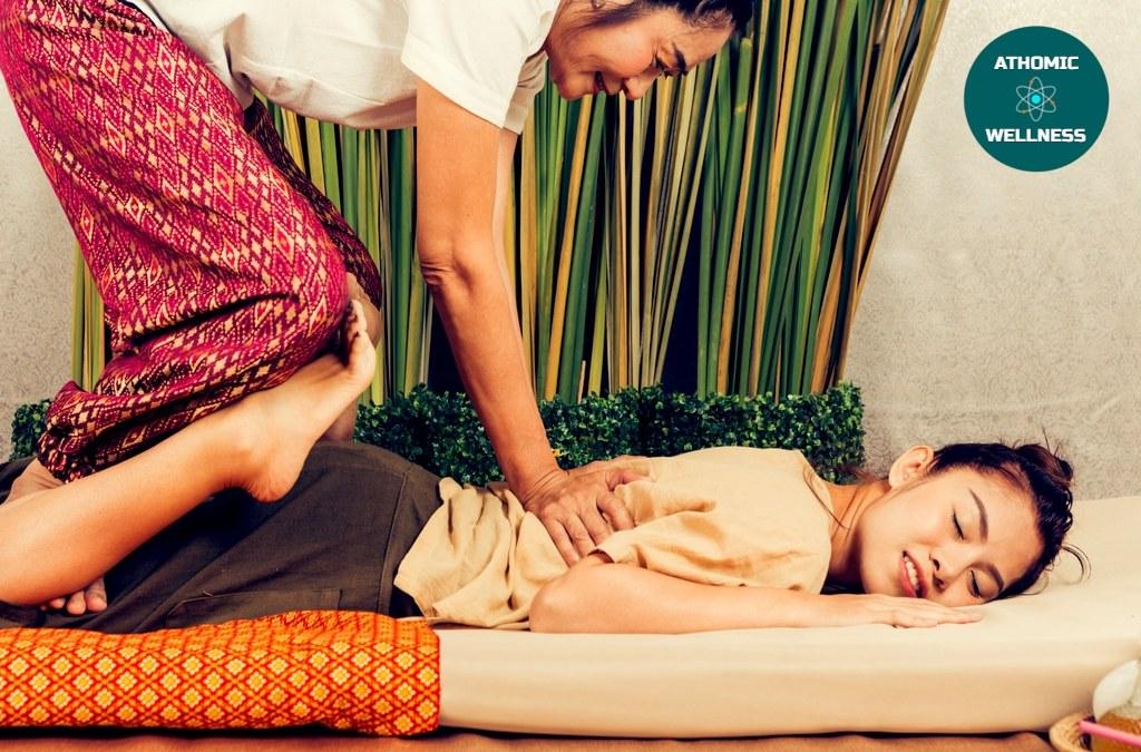 Thaï massage / Massage thaïlandais -