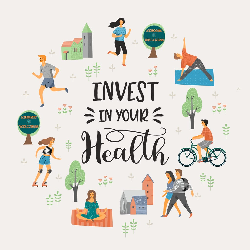 personal training - invest in your health