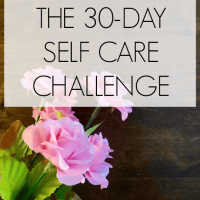 The 30-Day Self Care Challenge