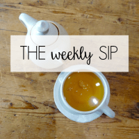 The Weekly Sip: A New Series