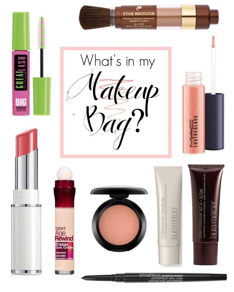 Image result for what's in my makeup bag