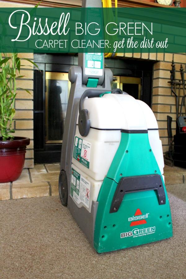 Bissell Deep Clean Carpet Cleaner