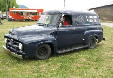 1956 Mercury Parts