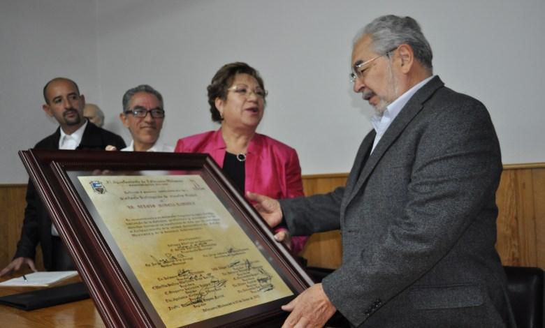 Sergio García Ramírez asistió a Michoacán a invitación del TEEM