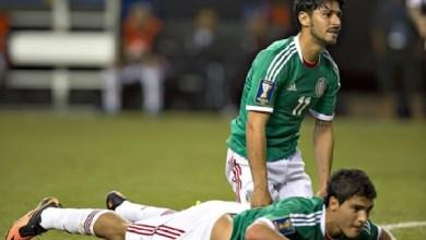Angustioso pase del Tri a semifinales en la Copa Oro; las caras de los futbolistas lo dicen todo