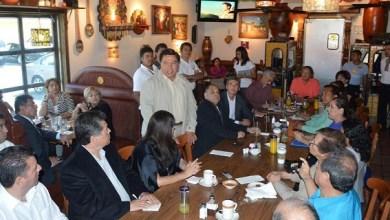 Reyna García celebró que en cualquiera de las entidades norteamericanas donde hay michoacanos, destaca su solidaridad, unión y organización