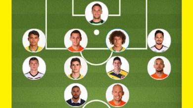 Sorpresa causó la no inclusión de ningún jugador argentino en el equipo, pese a disputar la final del Mundial