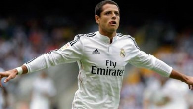 Tres dianas de Cristiano Ronaldo, dos de Gareth Bale, dos más de Javier Hernández y uno de James Rodríguez, aliviaron la presión del Real Madrid que llegaba con dos derrotas seguidas en la liga