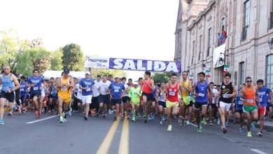 Participantes desde los 6 hasta los 88 años de edad recorrieron los 5 km al lado de importantes liderazgos y funcionarios panistas