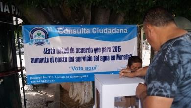Montañez Espinosa solicitó al OOAPAS no aplicar incremento algunos a las tarifas del agua potable en 2015