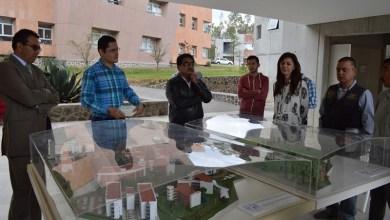El presidente de la Comisión de Hacienda, Miguel Villegas realizó un recorrido por el plantel educativo