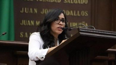 La diputada petista solicitó que una vez rendidos los informes contundentes, explícitos y exactos, se finquen las responsabilidades que correspondan