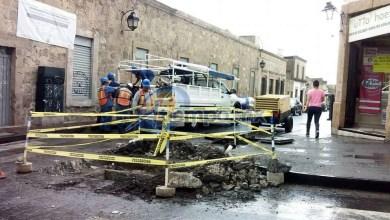 Se recomienda a automovilistas, trabajadores del volante y usuarios del transporte público tomar las debidas precauciones (FOTO: MARIO REBO)