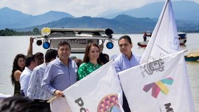 Asimismo, se anunció por CDI y el gobierno del estado la construcción de la segunda etapa de tirolesa Tecuena-Janitzio, misma que implicará una inversión de un millón 300 mil pesos