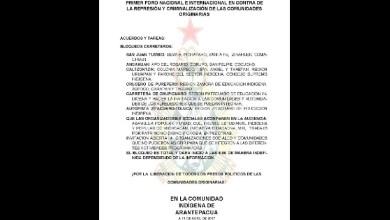 Las acciones son convocadas por grupos radicales como Asamblea Popular, CUL, Frente Estudiantil Indígena y Popular de Michoacán, Iniciativa Ciudadana, MIR, Trabajo por Patrimonio Digno y ONOEM, entre otras