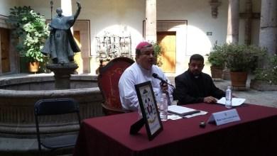 En el caso de los recientes sucesos trágicos en la comunidad de Arantepacua, Carlos Garfias reiteró que la Iglesia ha fungido como facilitadora del diálogo en esa comunidad y con las autoridades